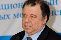 Генеральный секретарь Российского медицинского общества, представитель России во Всемирной медицинской ассоциации Леонид Михайлов