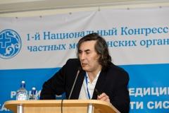Президент стоматологической ассоциации России Владимир Вагнер