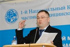 Член Президиума Российской медицинской ассоциации Андрей Акопян